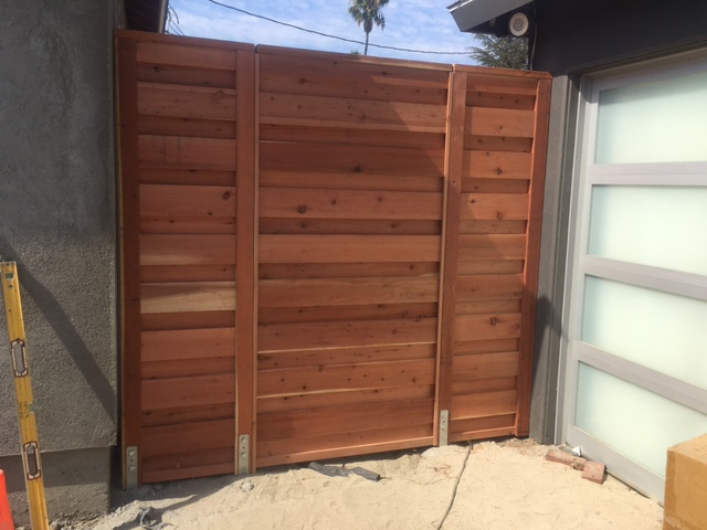 Jays redwood fences custom wood fences gates redwood click image to enlarge workwithnaturefo