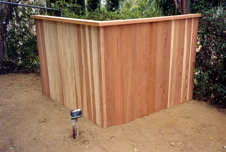 Aluminum Fencing moreover Lateral Fencing And Low Maintenance Garden together with Pool Enclosures as well DeerFences together with Id Love Ideas For Hiding Our Big Ugly Concrete Water Tank Cover. on pool fences and gates ideas